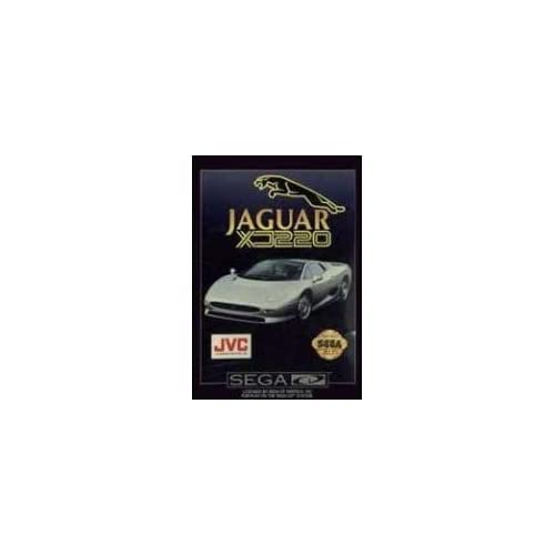 Jaguar XJ220 For Sega CD Flight