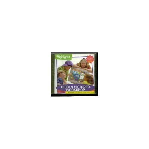Image 0 of Hidden Pictures Workshop Cd-Rom For Windows And Macintosh For Ages 5 & Up Softwa