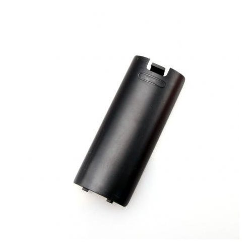 Image 0 of Nintendo Remote Controller Battery Cover Black Protective For Wii
