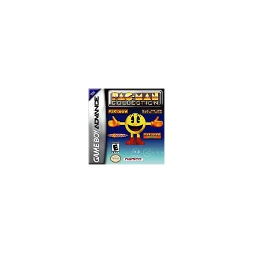 Image 0 of Pac-Man Collection For GBA Gameboy Advance Arcade