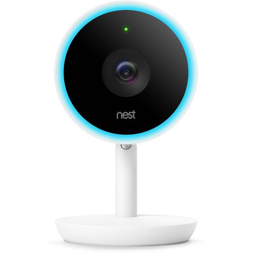 Image 0 of Nest Labs Wifi-Enabled Indoor Camera In White