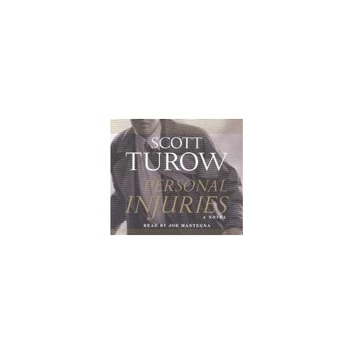 Personal Injuries By Scott Turow And Joe Mantegna Reader On Audiobook