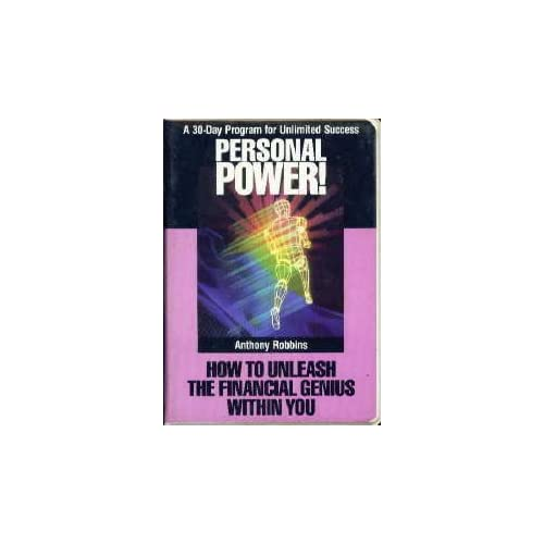 Image 0 of Personal Power: How To Unleash The Financial Genius Within You Volume 7 By Antho