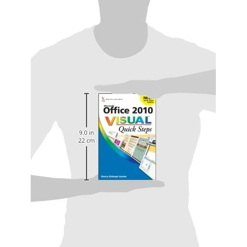 Image 3 of Office 2010 Visual Quick Steps By Kinkoph Gunter Sherry Paperback Book