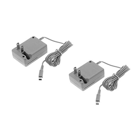 2DS FTR-001 Compatible WAP-002 Battery Charger AC Adapter Lot Of 2