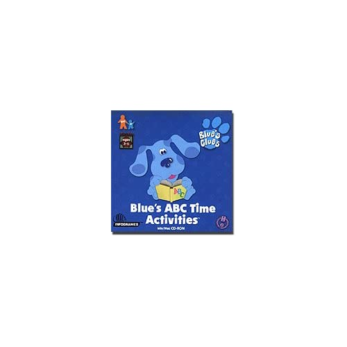 Blue S Abc Time Activities Software