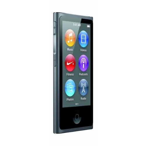 Image 0 of Apple iPod Nano 16GB Space Gray 7th Generation