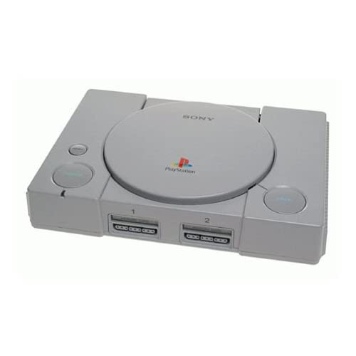 Sony Playstation 1 Video Game System Console Video Game