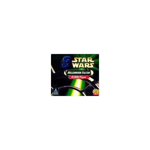 Image 0 of Star Wars Millennium Falcon PC CD-Rom Playset Software