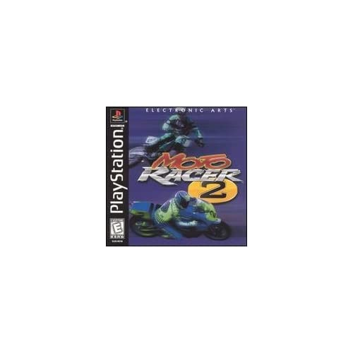 Moto Racer 2 PS1 For PlayStation 1 Racing