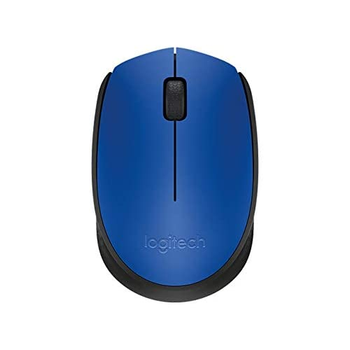 Image 0 of Logitech 910-004800 Wireless Mouse M170 Blue