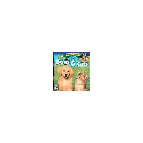 Paws & Claws: Dogs & Cats Best Friends For GBA Gameboy Advance