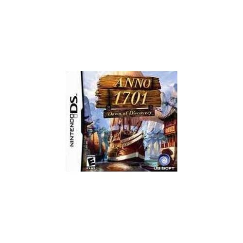 Anno 1701 For Nintendo DS DSi 3DS 2DS