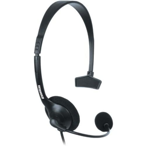 Image 0 of Broadcaster Headset For PlayStation 3 PS3 Microphone Mic CER275