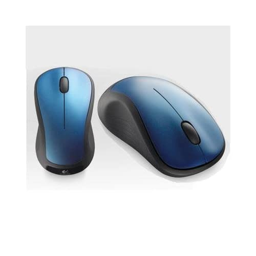 Image 0 of Logitech 910-001917 Wireless Mouse M310 Peacock Blue