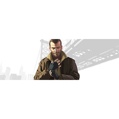 Image 3 of Grand Theft Auto IV For PlayStation 3 PS3 Racing