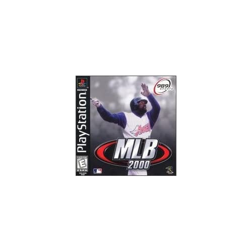 Image 0 of MLB 2000 For PlayStation For PlayStation 1 PS1 Baseball