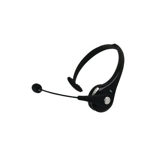 Cellular Innovations HFBLU-H1 Pro Boom H1 Overhead Bluetooth Headset Adjustable
