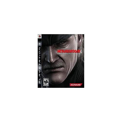 Image 0 of Metal Gear Solid 4: Guns Of Patriots For Sony PS3