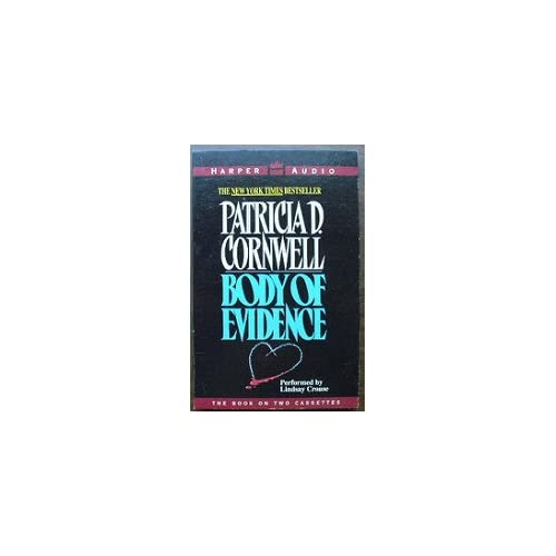 Image 0 of Body Of Evidence Abr By Patricia Cornwell On Audio Cassette