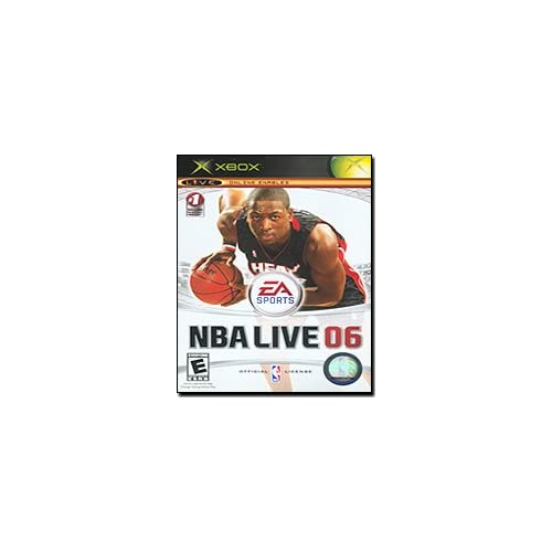 Image 0 of New Electronic Arts NBA Live 06 For Xbox Original Basketball