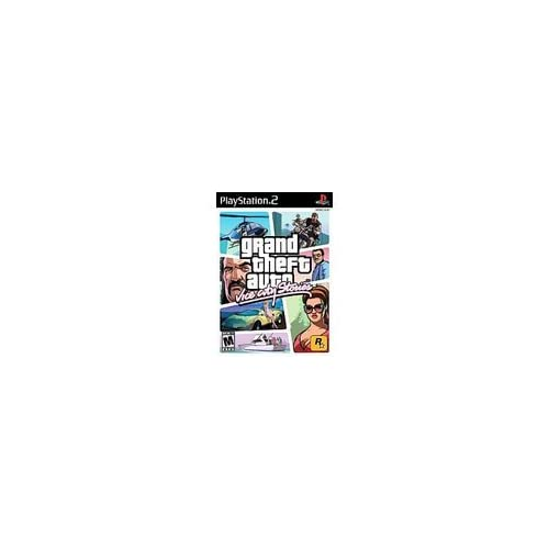 Image 0 of Grand Theft Auto Vice City For PlayStation 2 PS2