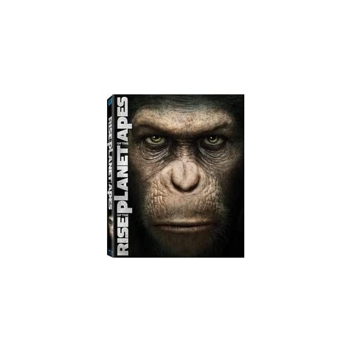 Image 0 of Rise Of The Planet Of The Apes On Blu-Ray With John Lithgow Brian Cox Tom Felton