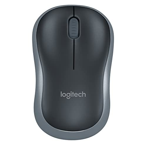 Image 0 of Logitech 910002225 M185 Wireless Mouse Black