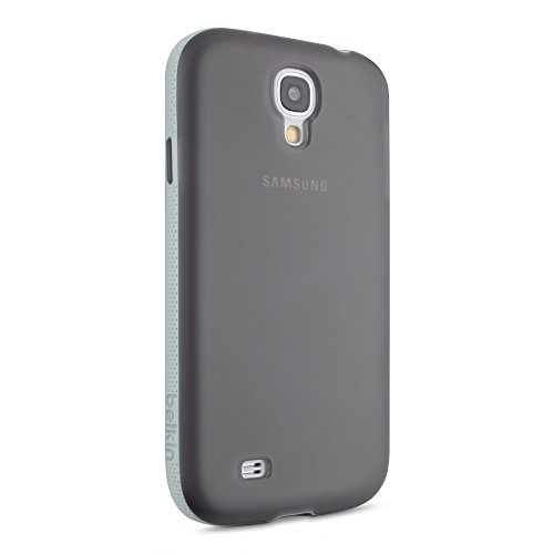 Image 3 of Belkin Grip Candy For Samsung Galaxy S4 Gravel/Stone  Case Cover Gray