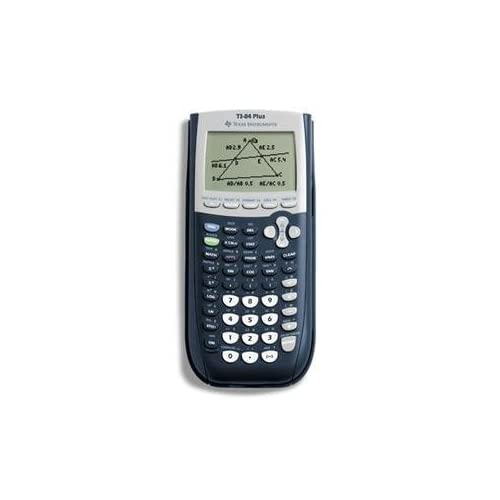 Texas Instruments 84PL/TBL/1L1/A TI-84 Plus Graphics Calculator By Texas Instrum