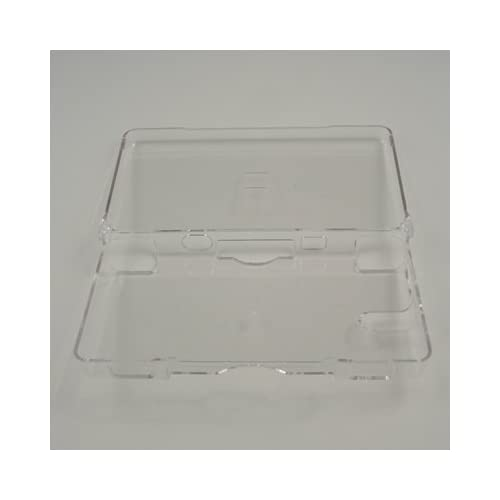 Clear Snap-On Crystal Case For Nintendo DS Lite Nds New For 3DS