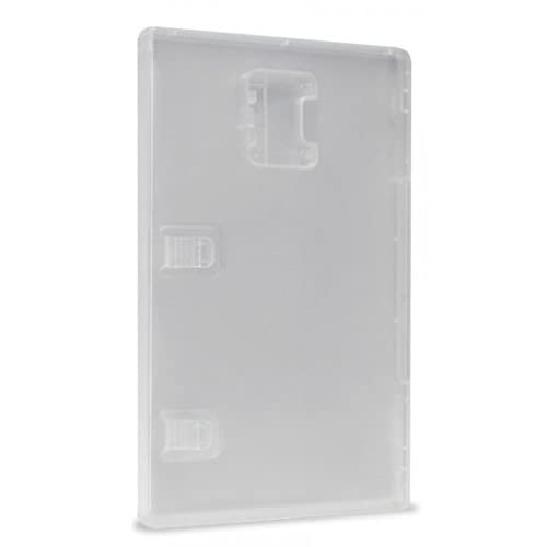 Replacement Game Case For Switch Clear By Mars Device Lot Of 10