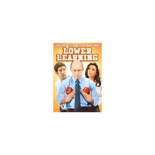 Image 0 of Lower Learning Anamaphoric Widescreen On DVD Comedy
