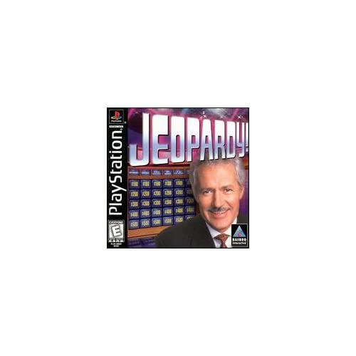 Image 0 of Jeopardy For PlayStation 1 PS1 Trivia