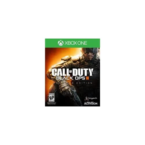 Call Of Duty Black Ops III Hardened Edition For Xbox One COD Shooter