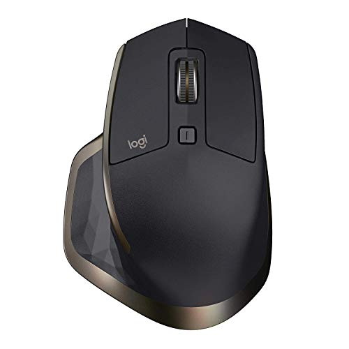 Image 0 of Logitech MX Master Wireless Mouse High-Precision Renewed