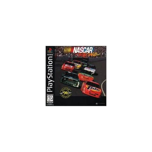 NASCAR Racing For PlayStation 1 PS1