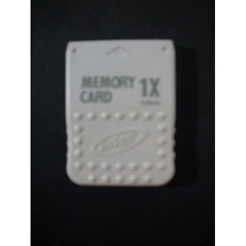 Image 0 of Psone Memory Card For PlayStation 1 PS1 Expansion OEF294