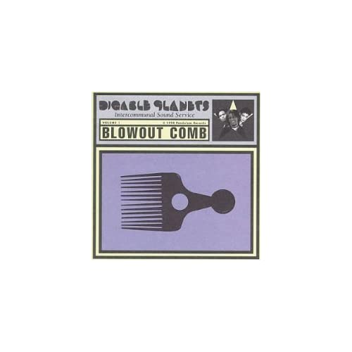 Image 0 of Blowout Comb By Digable Planets On Audio CD Album