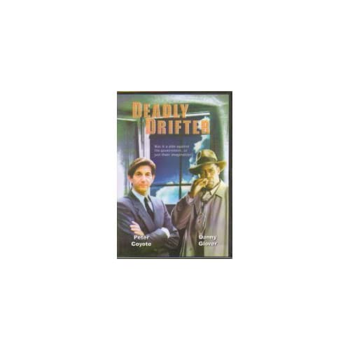 Image 0 of Deadly Drifter On DVD with Peter Coyote