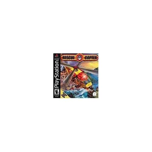 Image 0 of Rescuecopter For PlayStation 1 PS1