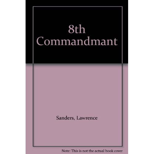 Image 0 of 8th Commandmant By Lawrence Sanders On Audio Cassette