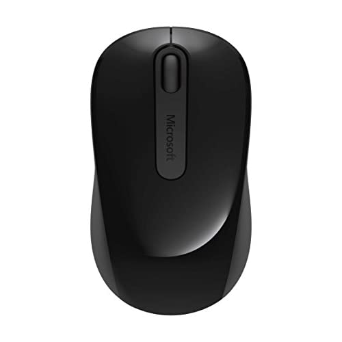 Image 0 of Microsoft Wireless Mouse 900 Black PW4-00001 Standard