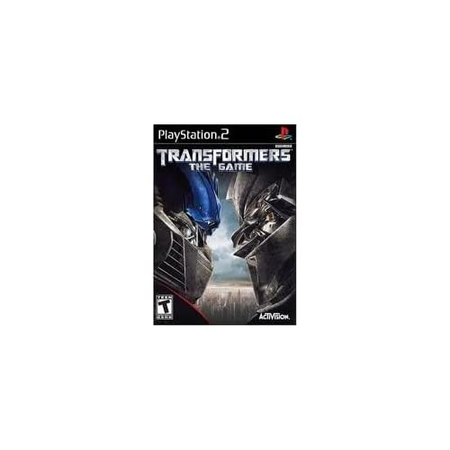 Image 0 of Transformers Robo Vision For PlayStation 2 PS2