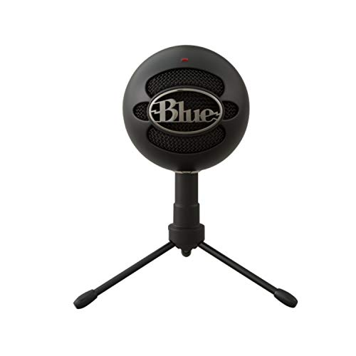Image 0 of Blue Snowball Ice Condenser Microphone Cardioid Black RTT614