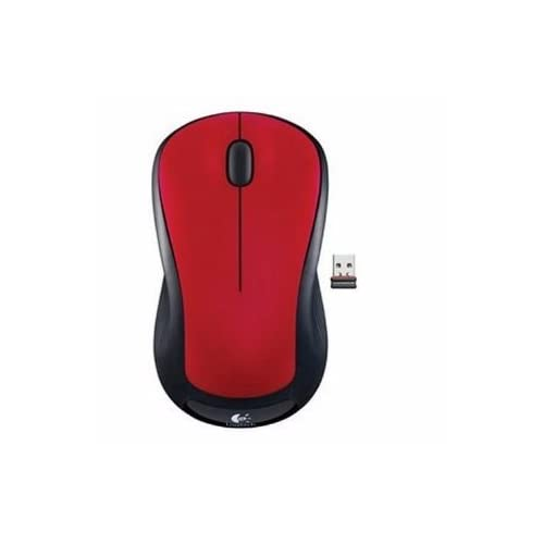 Image 0 of Wireless Mouse M310FLAME Red Gloss 910-002486