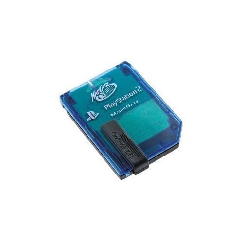 8 Meg Memory Licensed By Mad Catz For PlayStation 2 PS2 Card Expansion