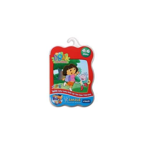 Image 0 of Vsmile Dora The Explorer Console Toy For Vtech