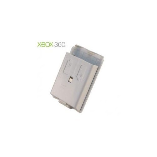 Controller Battery Door Cover White Replacement Protective