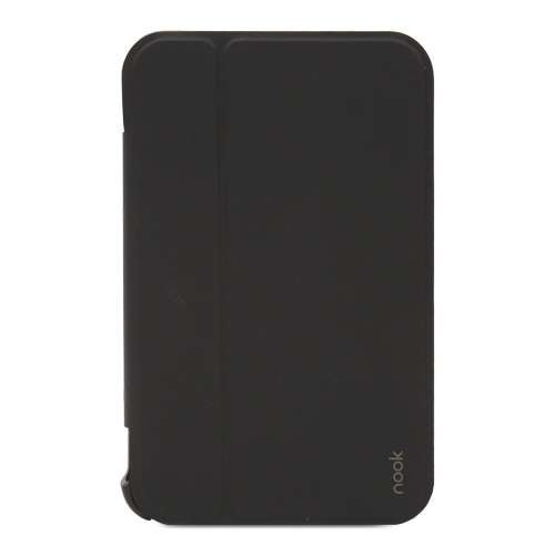 Barnes And Noble Hb-Groovy-St-Cp Groovy Stand For Nook HD 7 Case Cover Black Fo